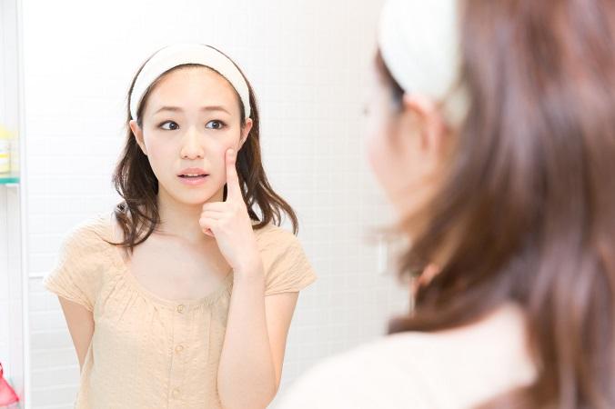 顔の毛穴が引き締まる、驚くほど簡単な方法